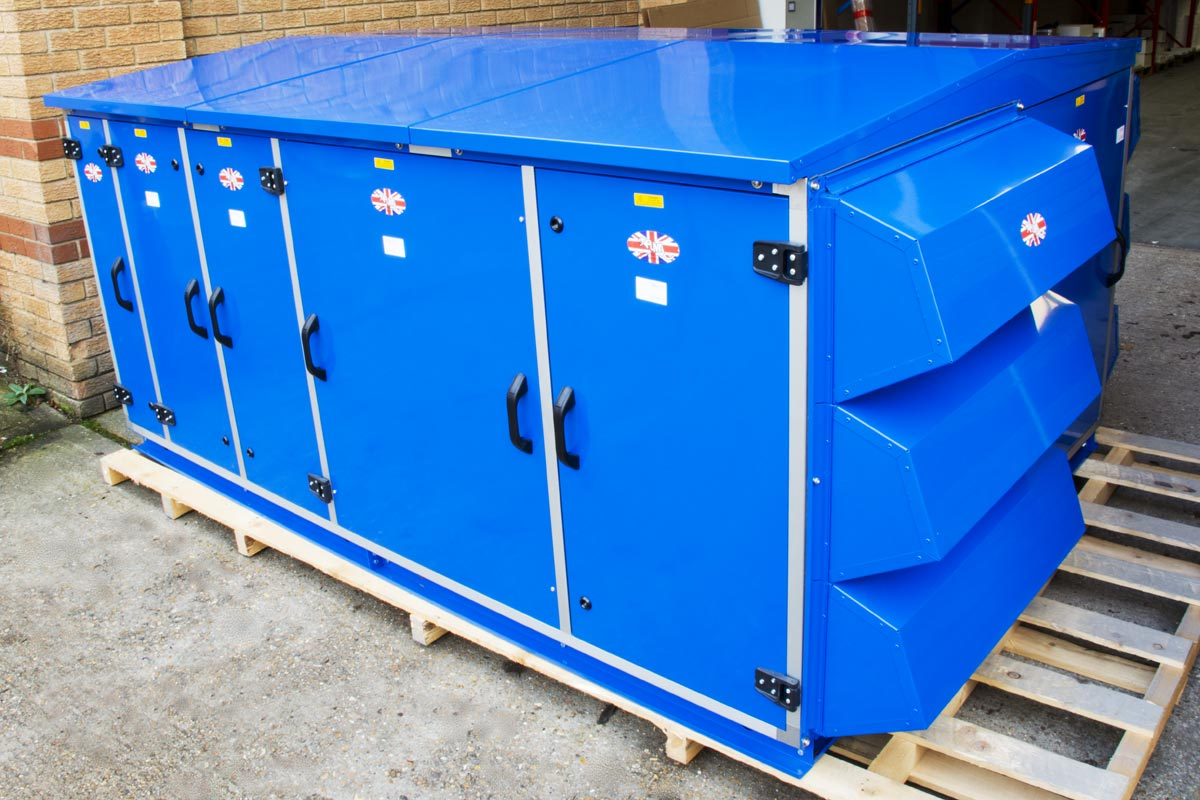 Puma Heat Recovery Unit picture